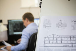 Picture of Lee Paley Architectural Designer Yorkshire office