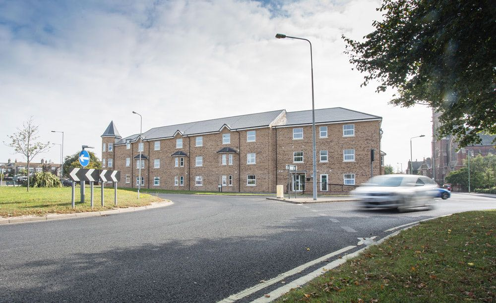 Code for Sustainable Homes and SAP calculations project. Supported living flats, Clover Court, Lowestoft.