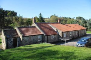 Existing property - Planning and listed building consent in North York Moors National Park