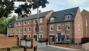 Residential Development in Norwich. SAP Calculations